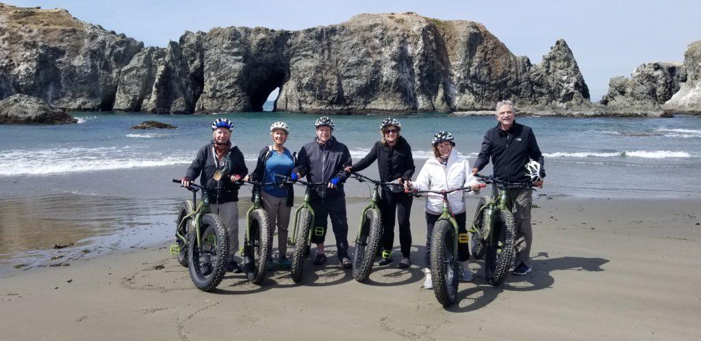 Bandon Fat Bike Route - Guided Tour