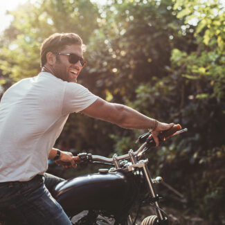 Recreational-Motorcycle