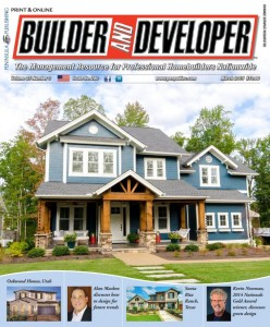 Builder and Developer March 2015