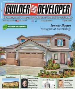 Builder and Developer May 2014