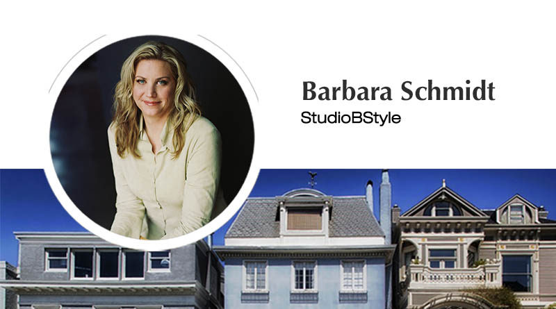 Designer Barbara Schmidt's headshot on trends