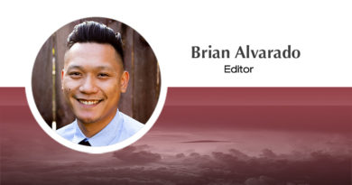 Headshot of Editor Brian Alvarado