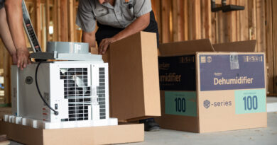 Aprilaire e-series Dehumidifiers: Energy-Efficient Indoor Air Quality Solution