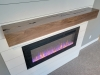 The Grand Gianna - Shiplap Fireplace