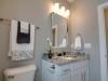 The Urban Prairie - Lower Level Bathroom