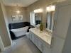 The Urban Prairie - Master Bathroom