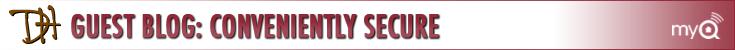 Guest Blog: Conveniently Secure