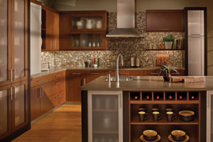 Browse our Kitchens gallery for remodeling ideas. Take notice of the features that attract you. This will help determine your preferences on things like cabinet layout, cabinetry style & finish, counter tops, backsplash design, floors, hood style, sink style, decorative hardware, and lighting. Call us today at 904.614.2578 to schedule a consultation with an expert kitchen designer!