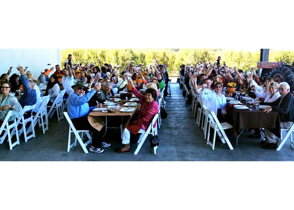 Wine Club Party