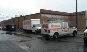 WATER DAMAGE CLEANUP – Charlotte, NC