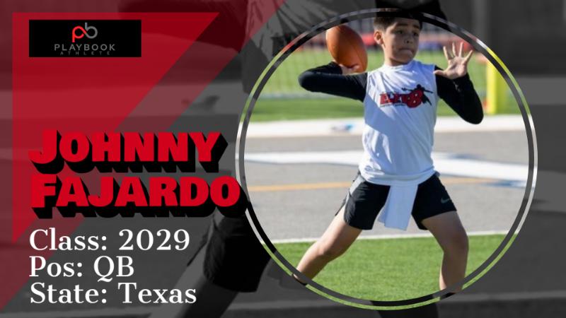 2029 Johnny Fajardo