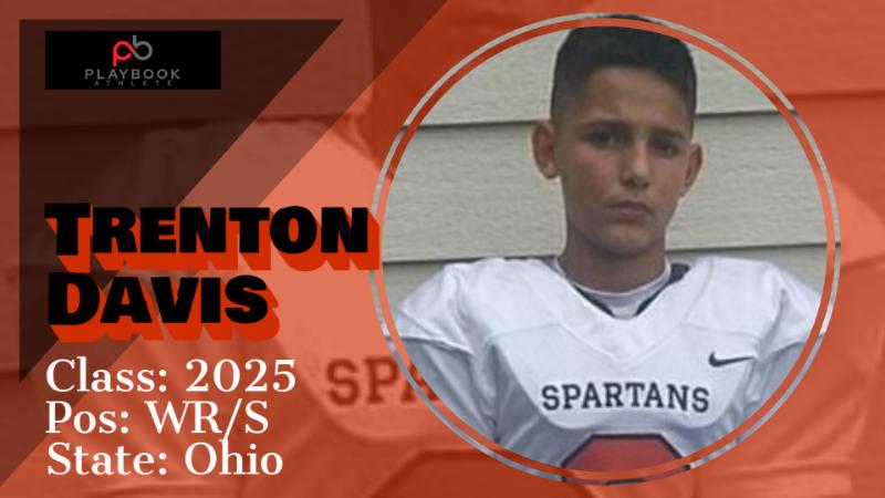 2025 Trenton Davis