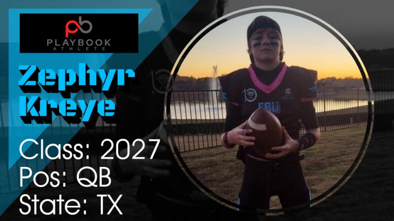 2027 Zephyr Kreye