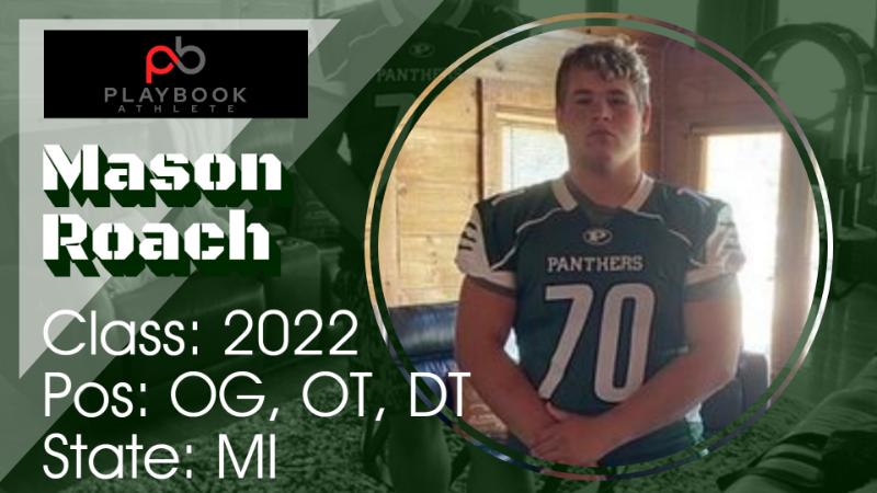 2022 Mason Roach