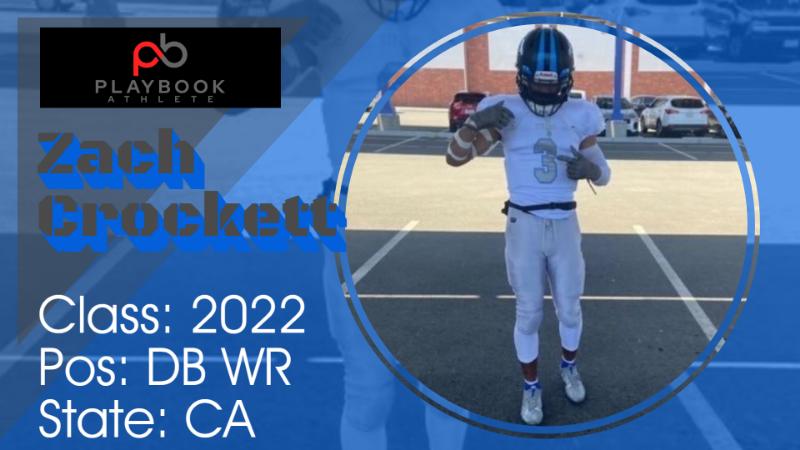 2022 Zach Crockett