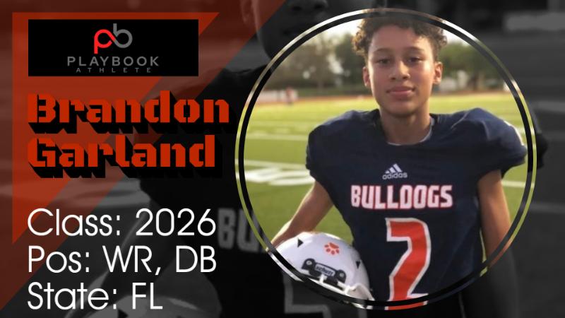 2026 Brandon Garland