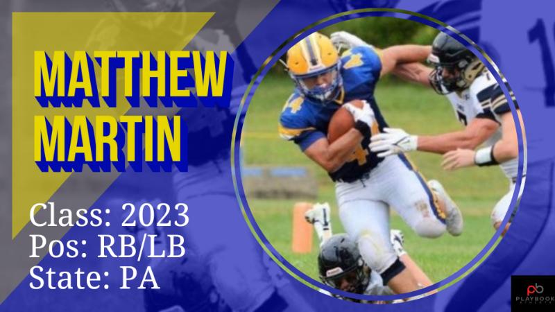 2023 Matthew Martin