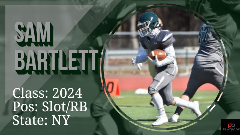 2024 Sam Bartlett