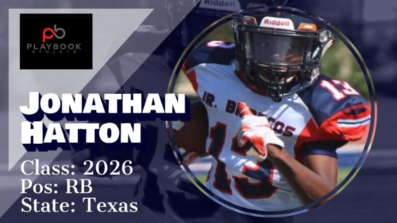 2026 Jonathan Hatton