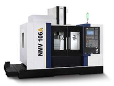 YCM NMV 106A vertical machining center