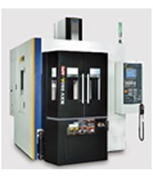 YCM horizontal machining center