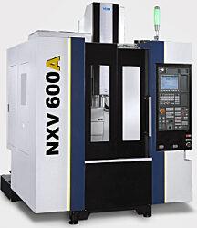 YCM NXV 600A vertical machining center