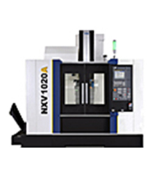 YCM NXV 1020A vertical machining center
