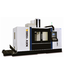 YCM NXV 1680A vertical machining center