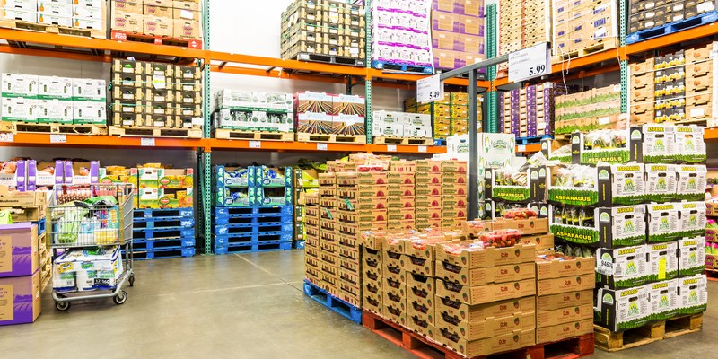 Closeout food buyers company