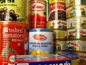 Wholesale food liquidators