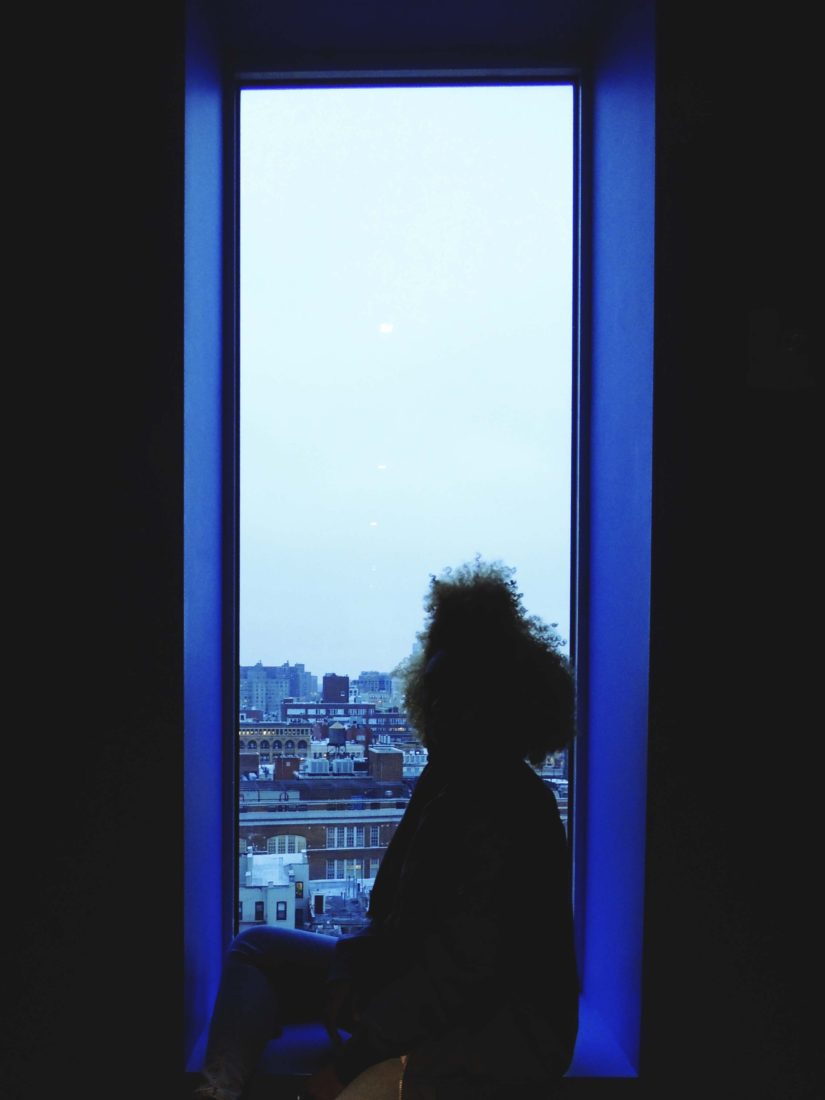 LiveClothesMinded | New York, Views from NoMo Hotel, art photography, dark photography.