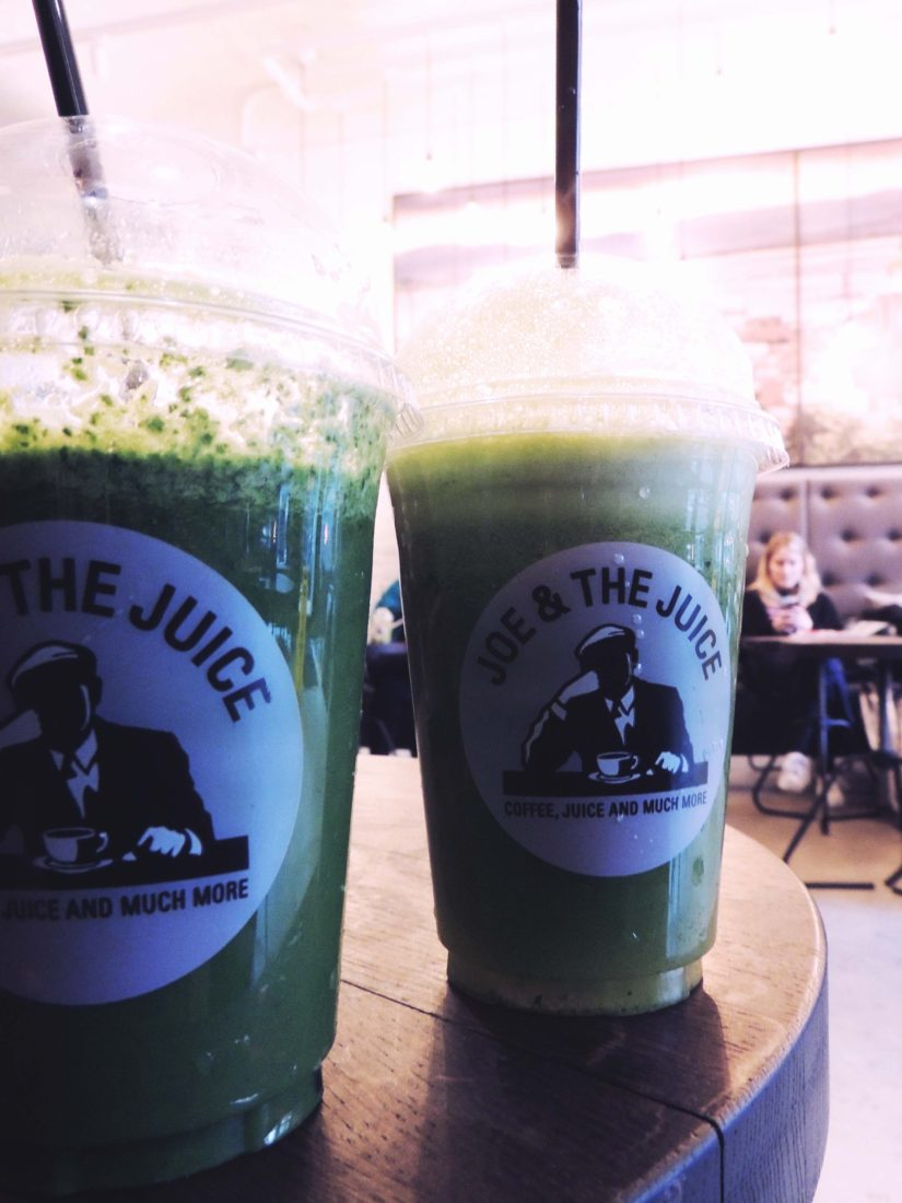 LiveClothesMinded | Joe & The Juice New York Soho District