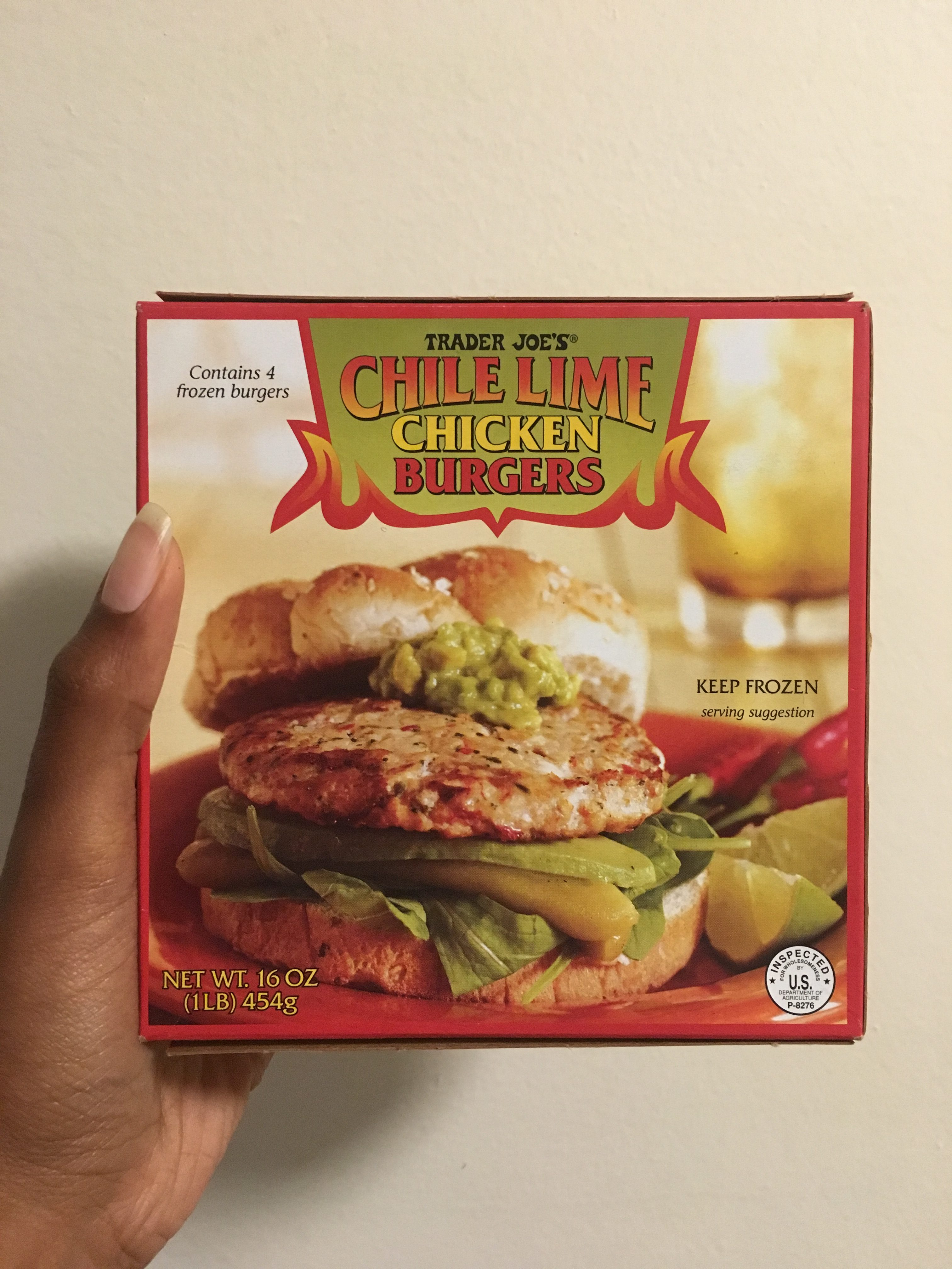 Whole 30 Approved Trader Joes Chili Lime Burgers
