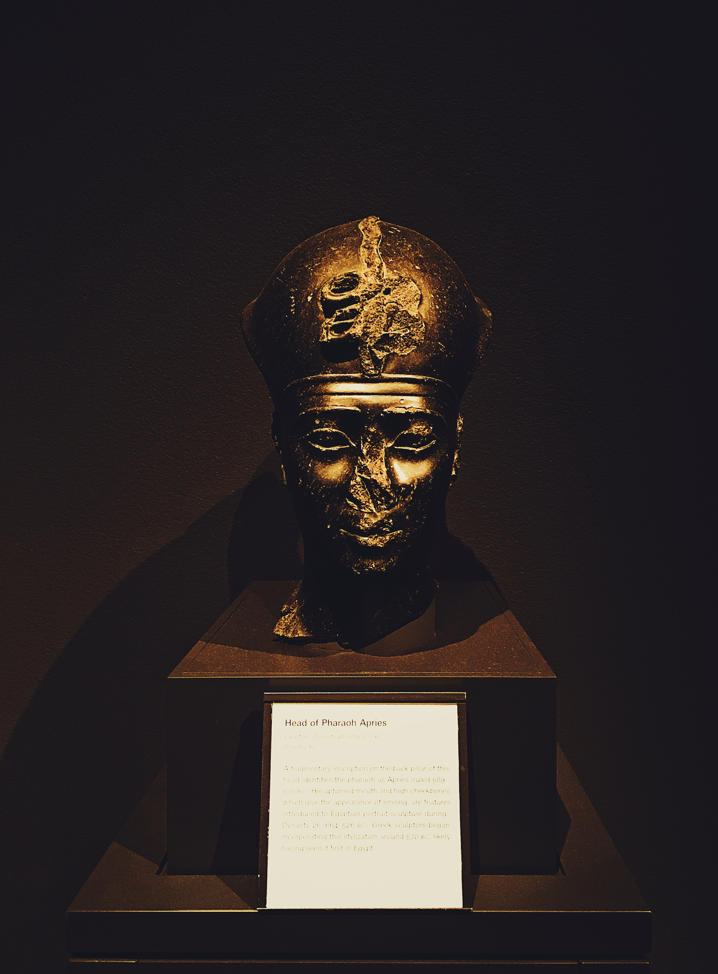 LiveClothesMinded-LCM-Getty Museum-Egyptian Pharaoh