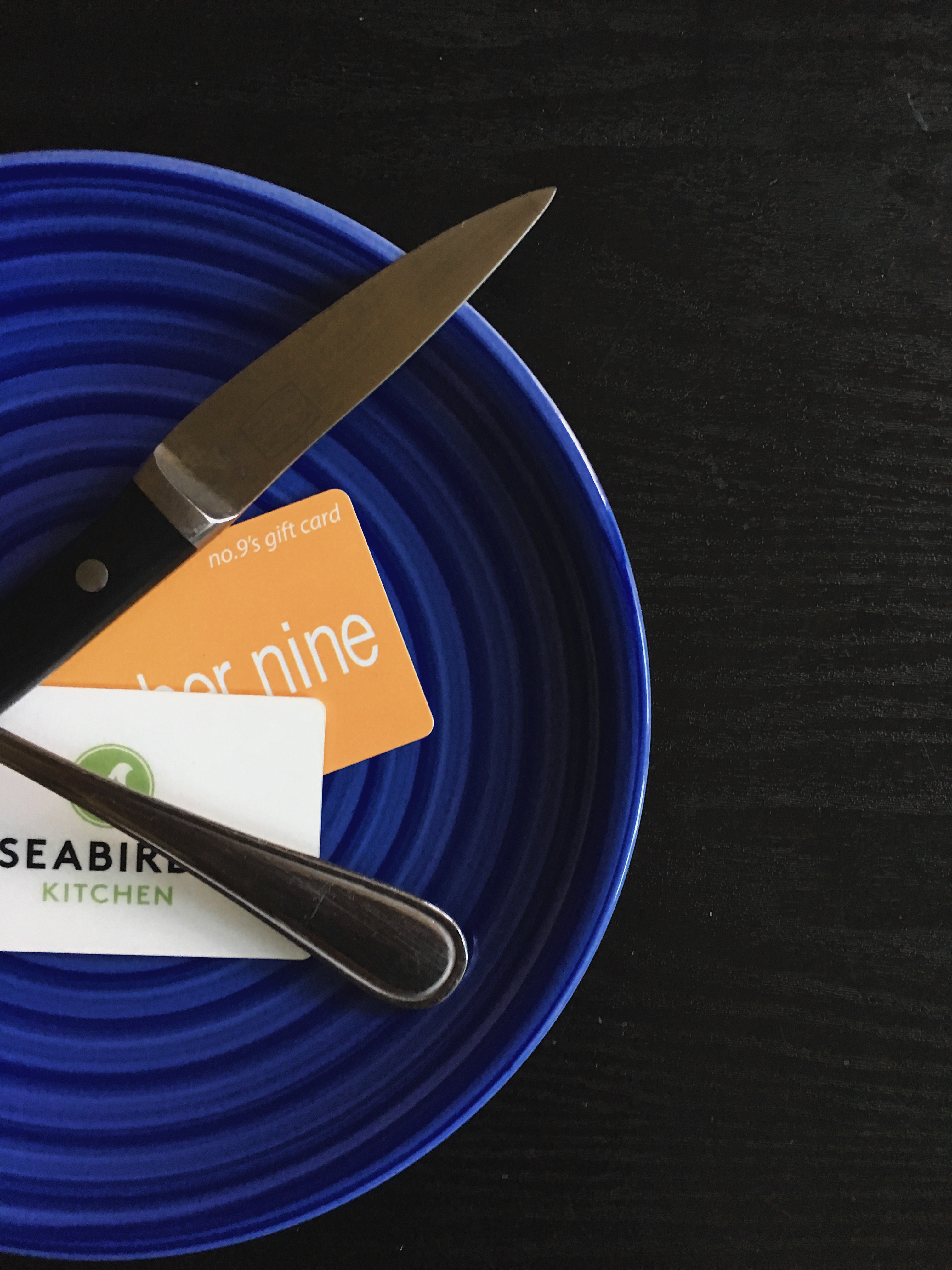 gift cards-gifts for him-number nine-seabird