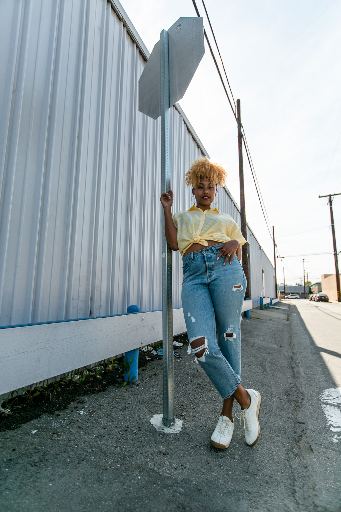 levis wedgie fit jeans-rsee-summer outfit idea-wear who you are-denim