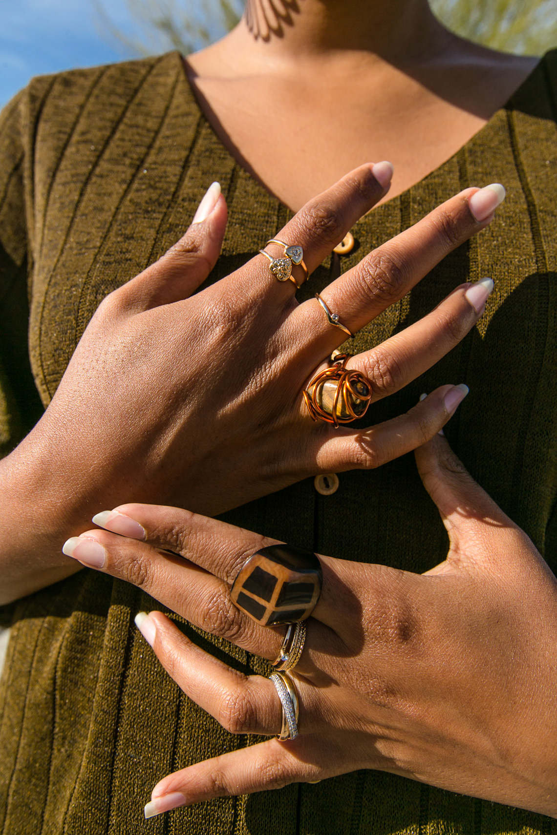 ring inspo-summer jewelry inspo-wear who you are