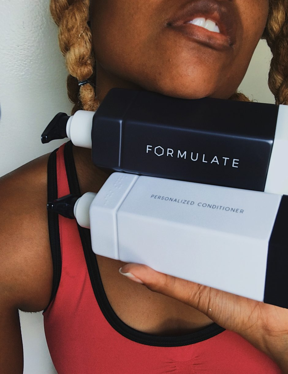 formulate shampoo-personalized conditioner-curly hair-natural hair