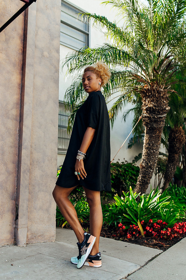 fit femme-dress with sneakers-xmmtt-wear who you are