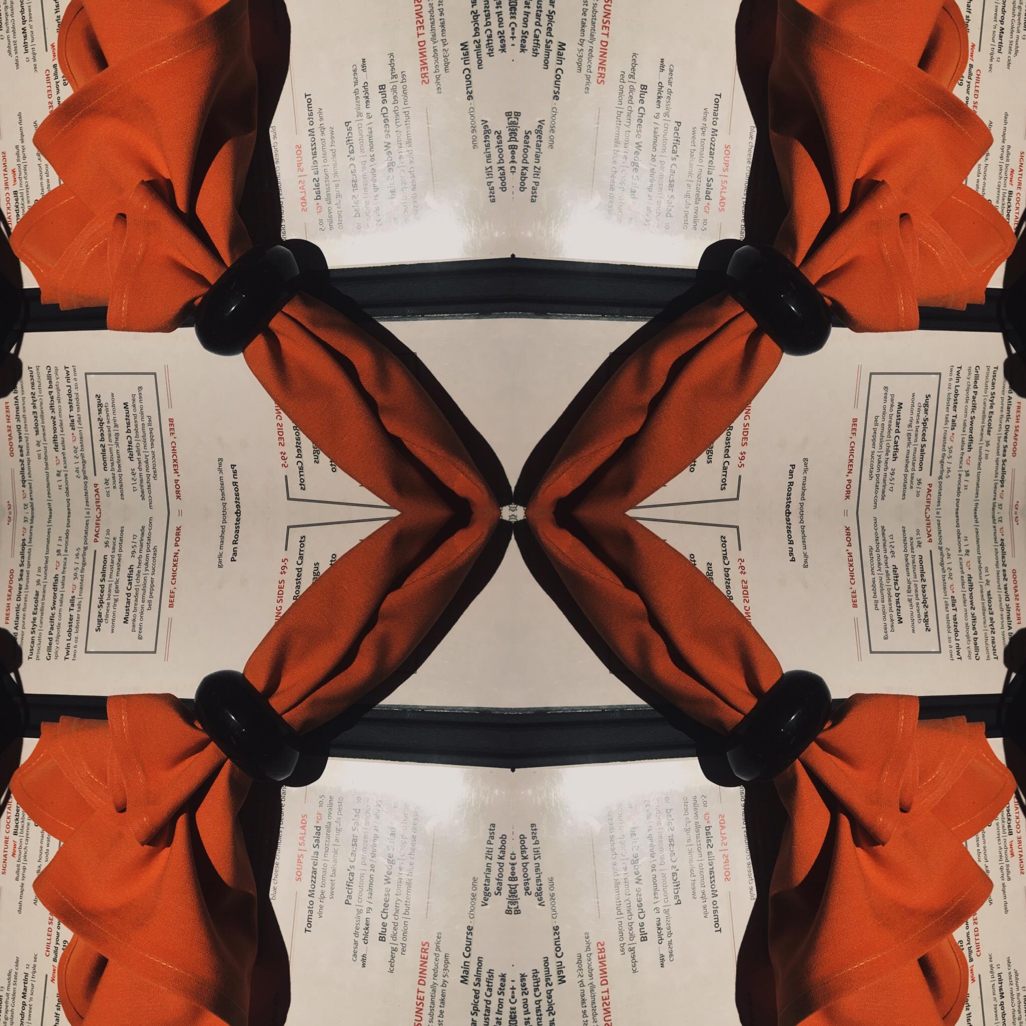 dinner napkin-lcm art