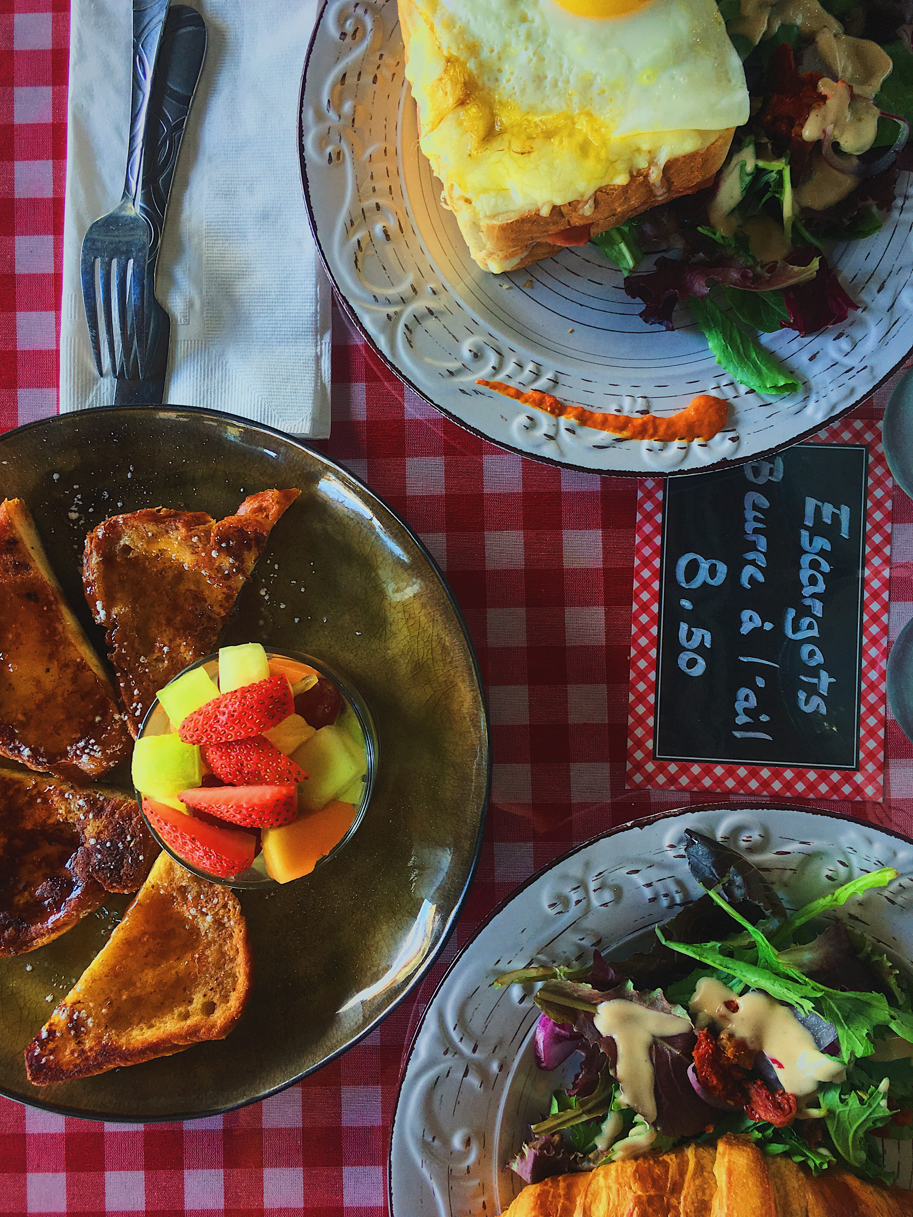l'atelier cafe-french toast-palm springs-brunch