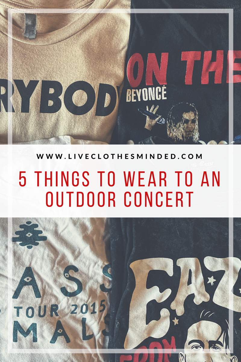 5 things to wear to an outdoor concert-blog cover