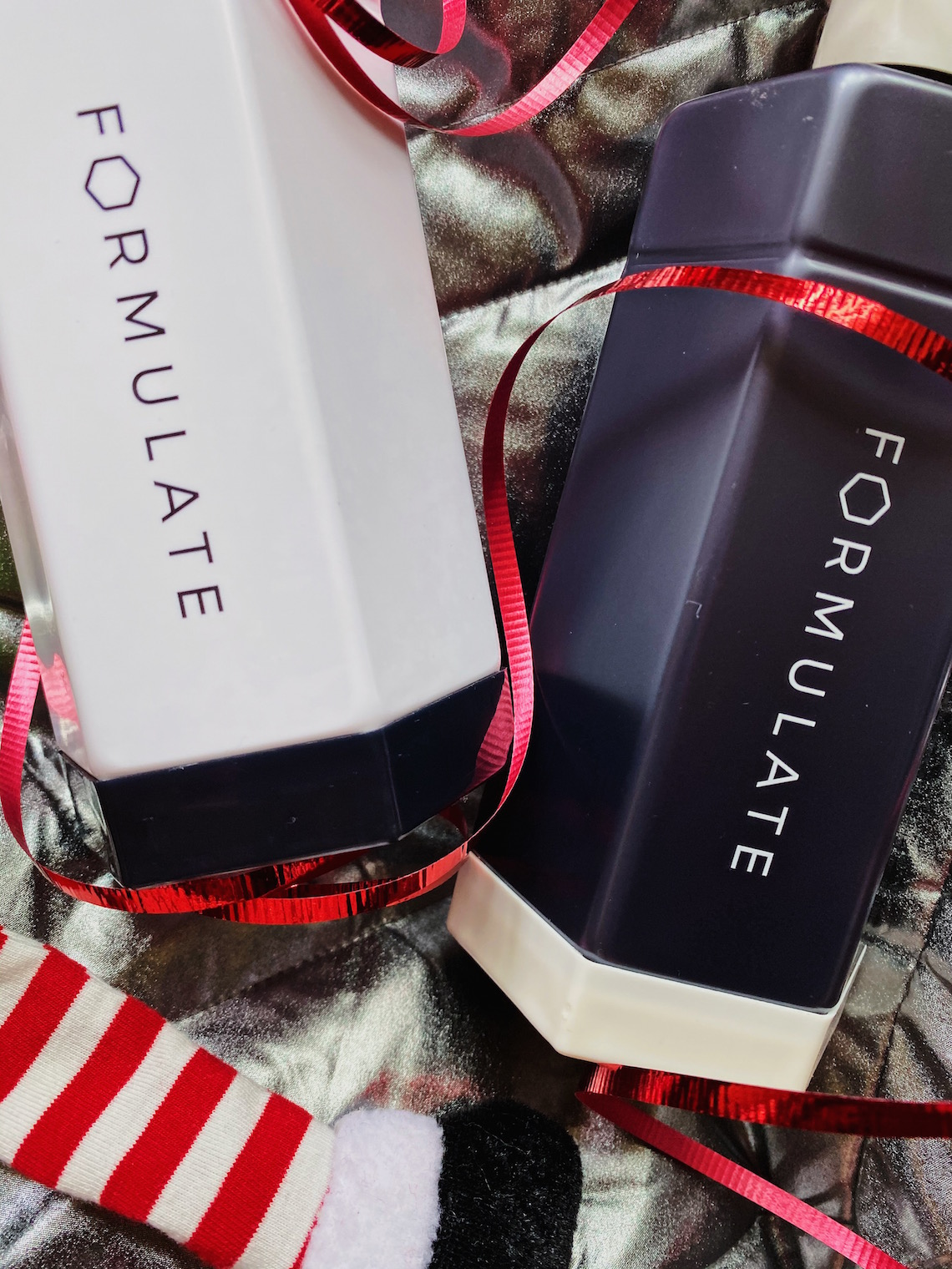 formulate-personalized shampoo and conditioner