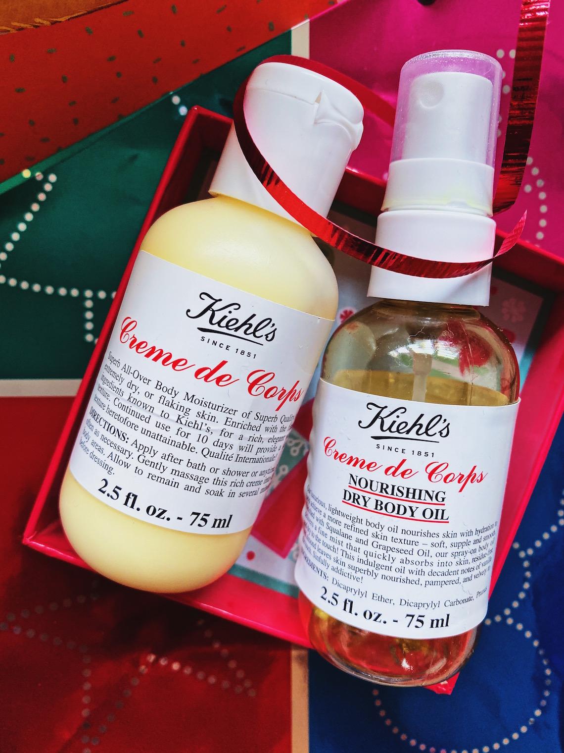 creme de corps-kiehls-dry body oil-moisturizer
