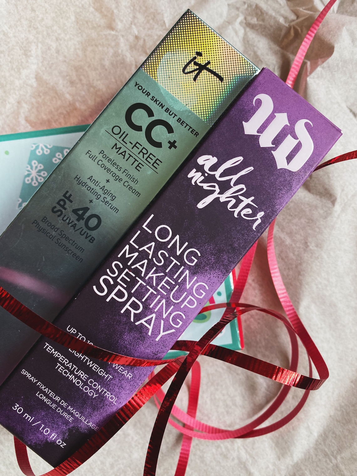 it cc oil free matte-urban decay all nights setting spray-wear who you are