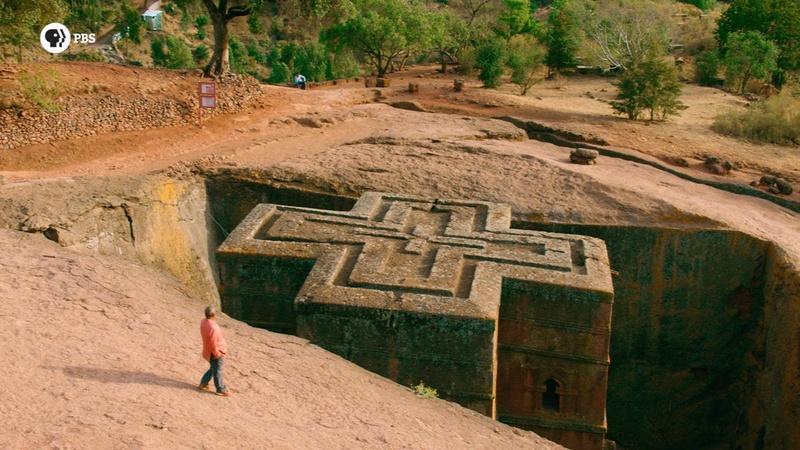 lalibela churches in ethiopia