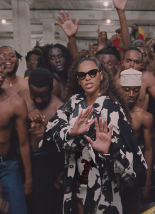 black-is-king-already-beyonce-cow-print-outfit-3