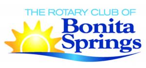 The Rotary Club of Bonita Springs logo
