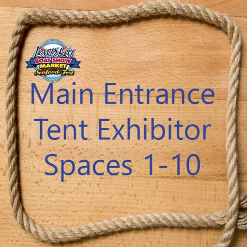 Lovers Key Nautical Market & Boat Show Boat Dealer spaces