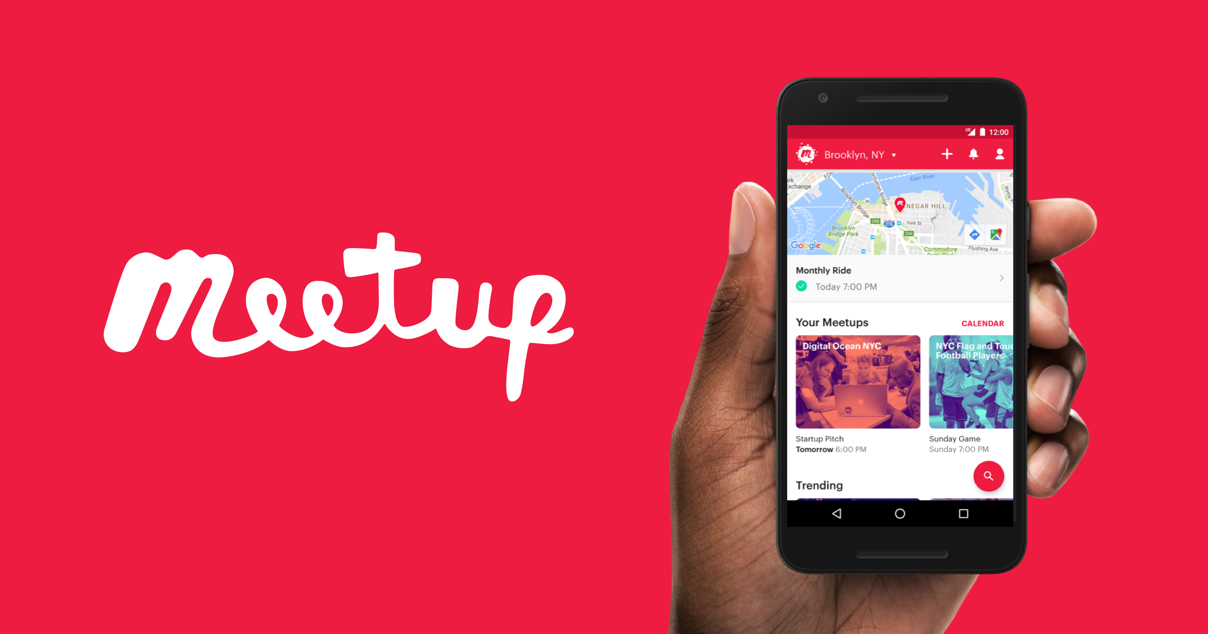 MeetUp, Social Media News